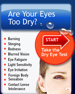Take the dry eye test