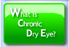 What is Chronic Dry Eye?